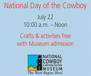 Cowboy Museum - 22 July 2017