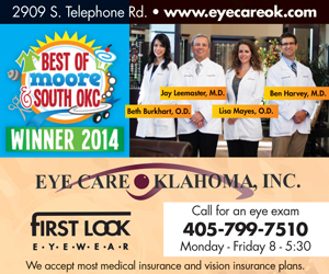 Eye Care Oklahoma