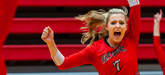 PHOTO GALLERY: Lady Jags Take Moore War Volleyball Win