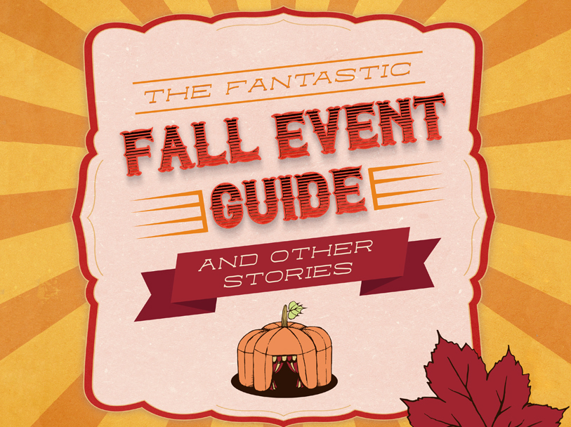 2018 Fall Events Guide