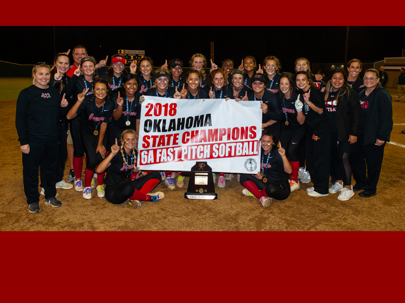 STATE CHAMPS: Lady Jags Top Huskies for 6A Fast Pitch Title