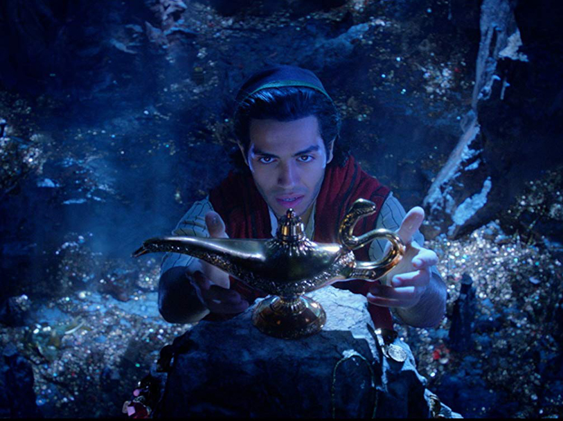 Aladdin is a Diamond in the Rough with Some Real Magic