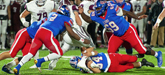 PHOTO GALLERY: Moore Falls in 6A Semifinal to Jenks