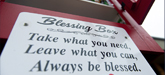 Blessing Boxes Bring Hope to Moore