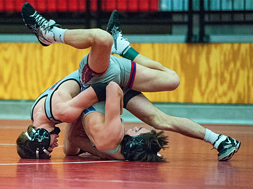 PHOTO GALLERY: Regional Wrestling Action