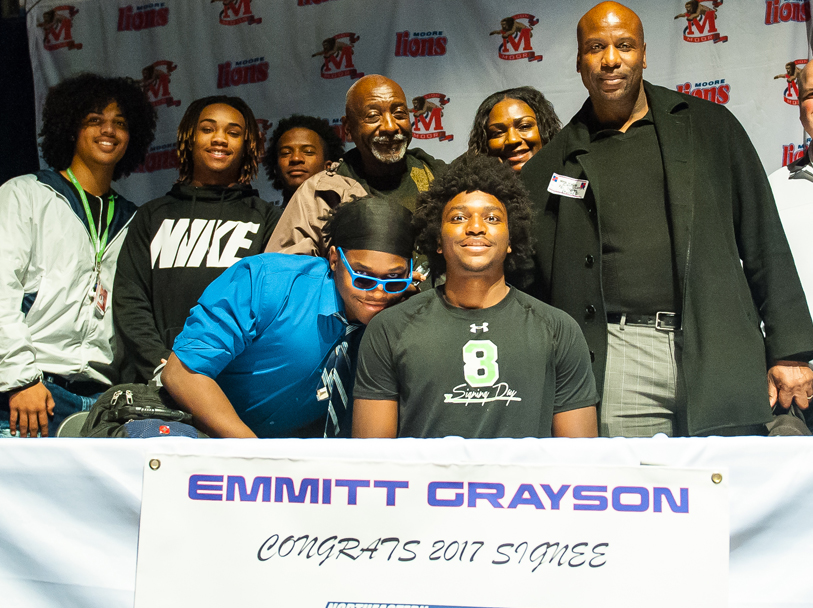 PHOTO GALLERY: Lions Go Big on National Signing Day