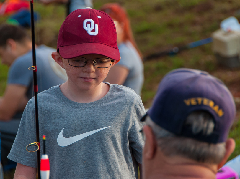 Photo Gallery: Annual Fishing Derby Hooks a Crowd