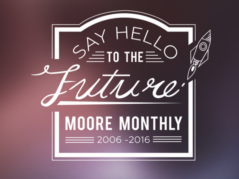 RSVP for Moore Monthly's 10th Anniversary and Future Box Event