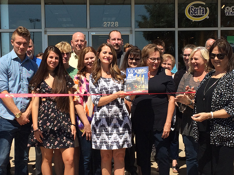 RIBBON CUTTING: Brand Name Mattress Gallery