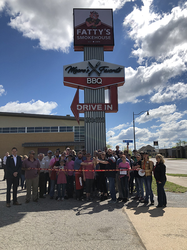 RIBBON CUTTING: Fatty's Smokehouse