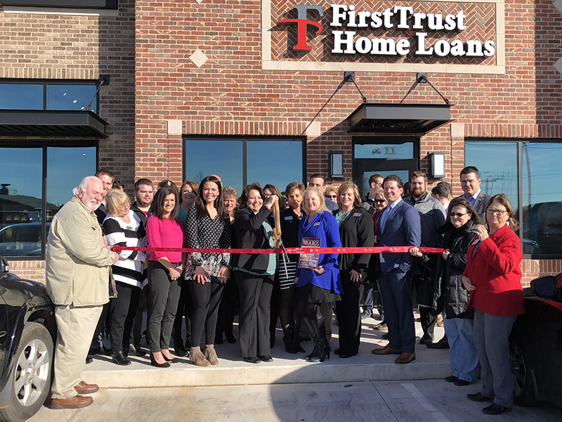 Ribbon Cutting: FirstTrust Home Loans
