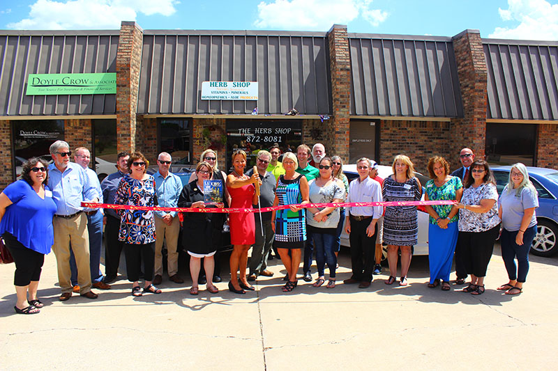 RIBBON CUTTING: The Herb Shop