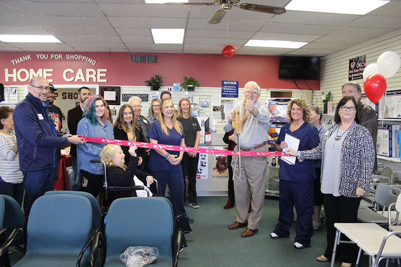 RIBBON CUTTING: Home Care Medical Mart