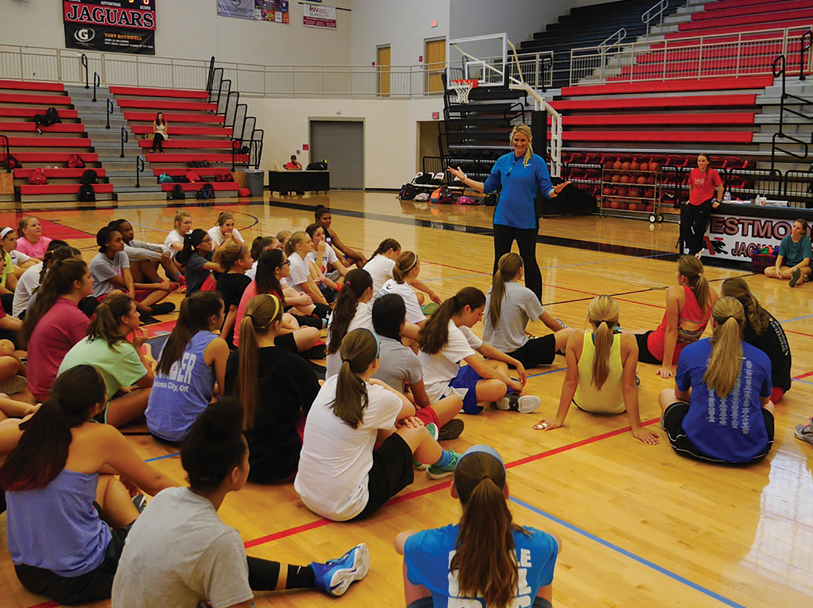 Former UConn Star and OU Coach Helping Local Athletes Achieve Excellence