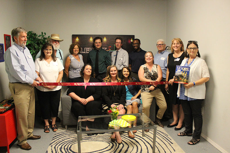 RIBBON CUTTING: Levant Technologies