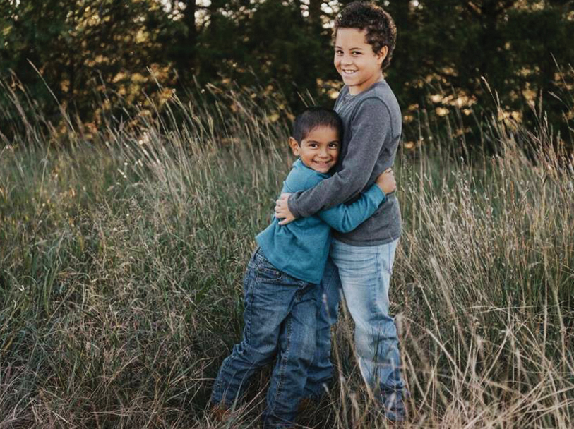 Autistic and Loved: A Brother's Hero