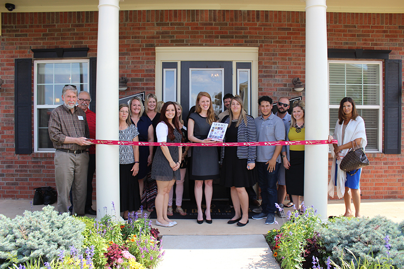 RIBBON CUTTING: Traditions at WestMoore