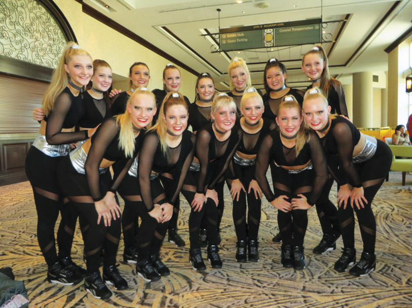 Westmoore Pom & Cheer Bring Home National Titles